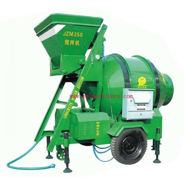 Concrete Mixer and Loader Types of Concrete Mixers Mobile