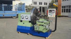 China Processing Flange Engine Lathe Machine , End Face Table Top Lathe Machine on sale