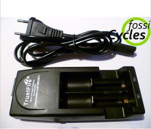 China Brand New Trustfire TR-001 Dual Battery Charger 18650, 18500, 18350,17670, 16340 on sale