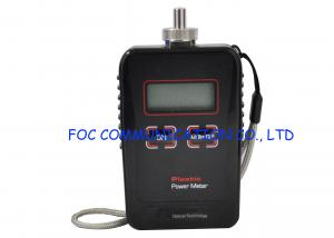 China FTTX Networks Handheld Plastic Fiber Optic Test Equipment for 650nm Wavelength on sale