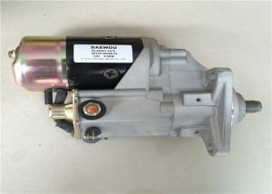 China Doosan starter motor forklift spare parts / daewoo electric motor on sale