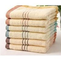 Quick Dry Antibacterial Bamboo Fiber Towels , Soft Touch Hotel Collection Towels