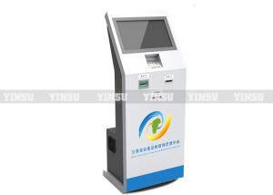 China Automatic Bank Electric Wireless Queue Management System Wireless A4 Printer on sale