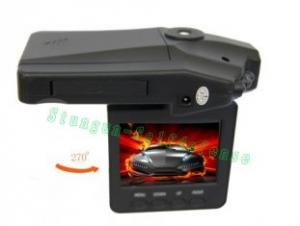 """Quality 2.5"""" TFT HD 720P Night Vision Rotatable Vehicle Car Camera DVR Repeat Recorder for sale"""