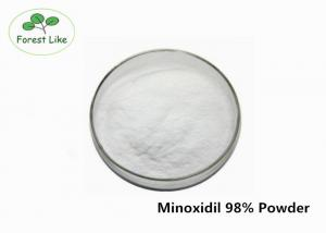 China CAS 38304-91-5 Raw Cosmetic Ingredients Hair Loss Treatment Pure Minoxidil 98% Powder on sale