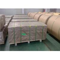 China Width 800 - 1500mm Hot Rolled 5083 Aluminum Plate For Boat / Ship Building on sale