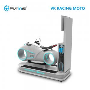 China Multiplayer Online VR Motion Simulator Go Faster With Various Game Scenes on sale
