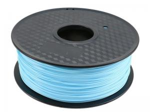 China Biodegradable  Cerulean 3d Printer Plastic Roll 1.75 Mm  Diameter One Kilometre on sale