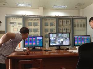 China Painel de controle do gerador de turbina dos centrais eléctricas hidro para os micro hidro sistemas 500KW - 1000KW on sale