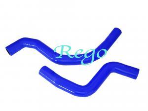 Mitsubishi EVO 7 8 silicone radiator hose Kits Blue