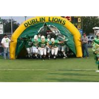 China Customized American Football Team Entrance, Inflatable Tunnels on sale