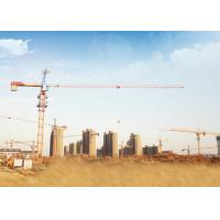 High Interchangeability 6 Ton 50m Q345B Construction Tower Crane QTZ63