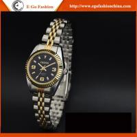 China 004C Imitation Diamond Watches Women Stainless Steel Band Woman Watch Dress Watch Luxury on sale