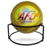 Shopping Mall Ball Type Fire Extinguisher , Logo Printed Fire Extinguishing Ball