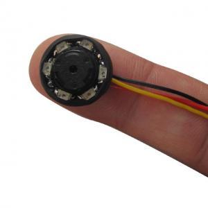 China 1/3 CMOS IR Pinhole Surveillance Camera / Indoor Miniature Pinhole Camera on sale
