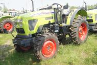 China 60HP 4WD small farm tractor on sale