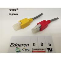 Pvc Material Molex Micro Fit  , Customized Size Overmolded Molex Mini Fit Jr