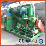 100 Kgh Scrap Copper Wire Granulator Extruding And Separating Unit Machine