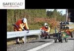 NO 1 supplier in China .W Beam .EN 1317 Standard. Highway Guardrail