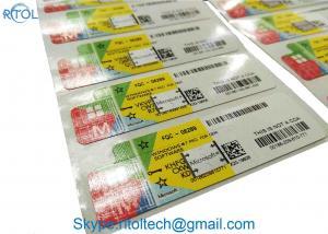 China Online Activation Windows Product Key Code , 32 Bit / 64 Bit Windows 7 Professional Key Code on sale