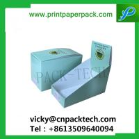 China Custom Color Printed Paper Packing Confectionery Display Boxes Cardboard Medicine Packaging Box on sale
