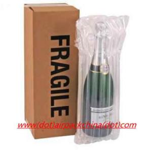 China 1 Bottle Inflatable Air Cushion Pack on sale