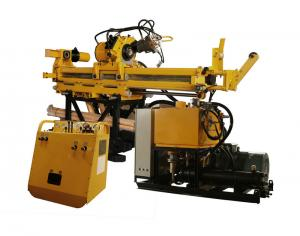 China Underground Core Hydraulic Cortech Drill Rigs 1000m Depth , High Efficiency on sale