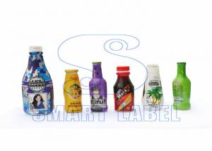 China Full Body OPS Shrink Sleeve With High Speed Printing Conditioner / Soft Drinks Bottles on sale