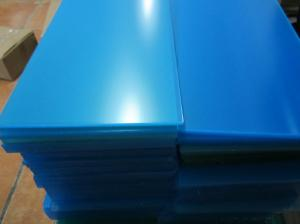 High Gloss Extruded PMMA Acrylic Sheet , Thickness 1mm to