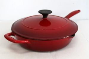 China sell cast iron cookware on sale