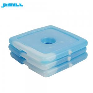 China 160ml Ice Gel Lunch Chillers / Ultra-thin Gel Ice Packs Thermal Type on sale