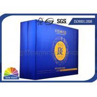 Luxury Cosmetic Skincare Gift Set Box Packaging / Presentation Box with Elegant Printing