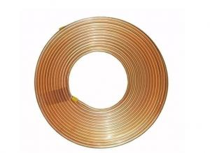 China DIN 1785 ( CuZn28Sn1 ) Admiralty Brass Seamless Copper Tube Small Diameter 0.5mm - 15mm supplier