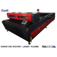 High Precision Industrial Co2 Laser Metal Cutting Machine With RD Live Focus System