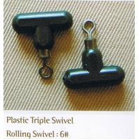 China PLASTIC TRIPLE SWIVEL on sale
