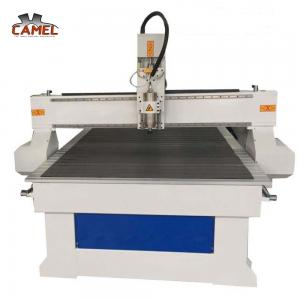 China Jinan CAMEL CA-1325 wood machinery/PVC WPC MDF Full Automatic Door Making cnc wood carving machine on sale