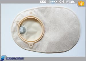 Quality 57mm Closed Two Piece Colostomy Bag Small Bags With Carbon Filter For