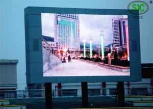 China Арендное изображение рекламируя tri экран дисплея СИД RGB цвета при 1/я просматривая on sale