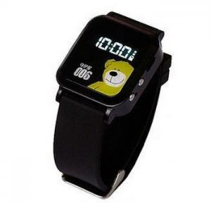 China GPS Tracker | Newest GPS GSM GPRS Tracker Watch Fashion Double Locate on sale