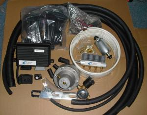China Lo.gas Propane LPG Sequential Injection System Conversion Kits for 3, 4 cylinder EFI Petrol Cars on sale