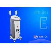 Skin Rejuvenation SHR Hair Removal Machine 0.1ms - 9.9ms Pulse No Down Time