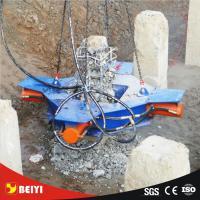 BYP500S square concrete breaker hydraulic square type pile head breaker CE certificated