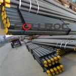 102mm 4inch Thread Api Reg Material R780 Black Drill Steel Pipe For DTH Drilling