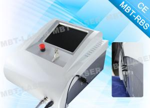 China Healthy Spider Veins Facial Vascular Lesions Removal Machine Continuation And Pulse on sale