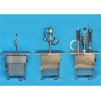 Industrial Automatic Filling Machine Aerosol Canning Machine 1000-1500 Can / H