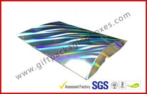 China Handmade Laser Silver Card board Packaging Boxes , A4 B5 Document Card Board Packaging on sale