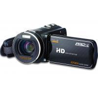 HD-C2312Z 23x Optical Zoom Built-in LED Light  High Resolution Digital Camcorder SDXC Slot
