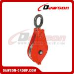 DAWSON DSPB-F1 Single Close Hook Pulley  from China Manufacturer