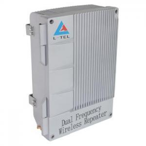 China GSM/3g dual band signal booster repeater on sale