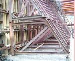 Choisissez - le haut niveau latéral de coffrage de mur en béton de parenthèse de l'universalité pour le souterrain de rue de Heping